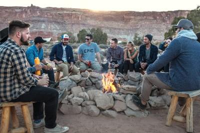 annual men's gathering